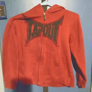 Womans tapout hoodie